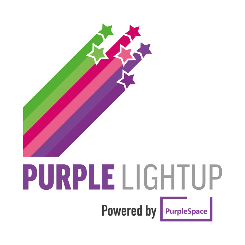 #PurpleLightUp Reference group