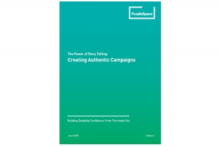 Cover of Authentic Campaigns publication