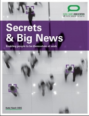 Secrets & Big News cover