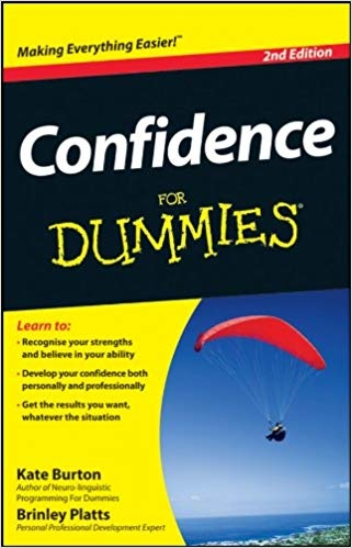 Confidence for Dummies cover