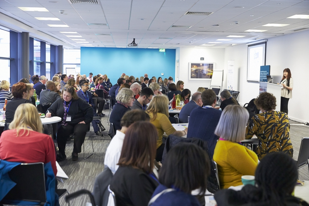 Delegates at NHS Employers Disability Summit