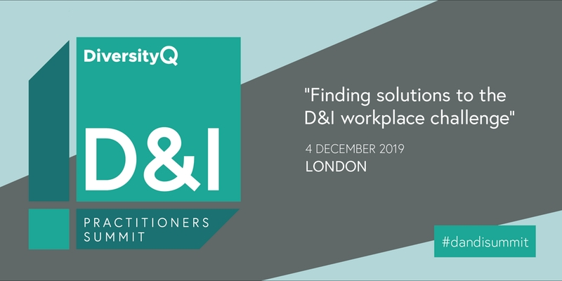 Event banner - DiversityQ D&I Practitioners Summit - Finding solutions to the D&I workplace